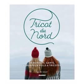 """Livre """"Tricot du nord"""""""