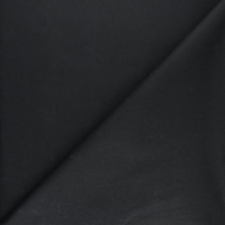 Tissu Coton huilé Hunter - Gris anthracite x 10cm