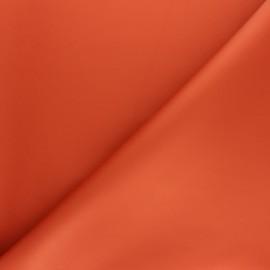 Tissu Simili cuir souple Louxor - vert intense x 10cm