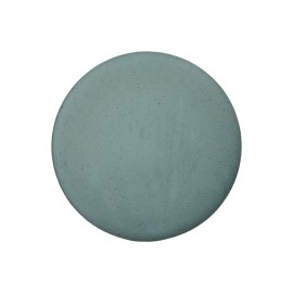 Recycled Plastic Button - Eucalyptus Odeon