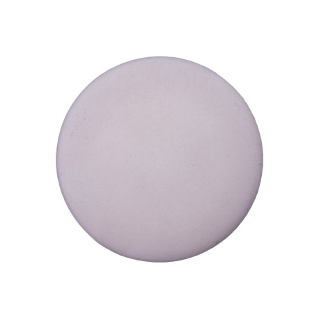 Recycled Plastic Button - Lilac Odeon
