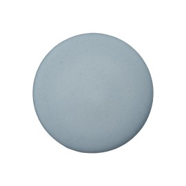 Recycled Plastic Button - Smoky Odeon
