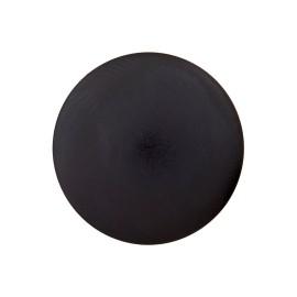 Bouton Polyester Basik - Noir