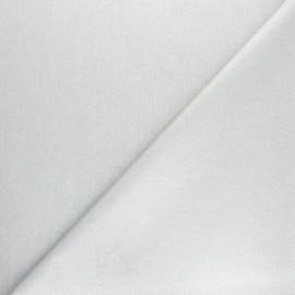 Tissu coton cretonne enduit Pearl - doré x 10cm