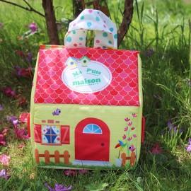 Kid Sewing Kit - Sew-It-Yourself House
