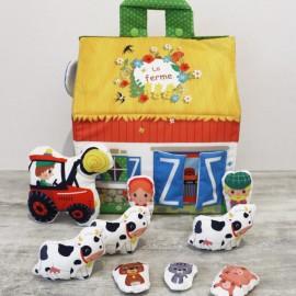 Kid Sewing Kit - Sew-It-Yourself Farm