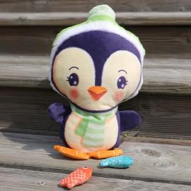 Kit Couture Enfant - Pingouin à Coudre