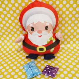 Sewing Kit for Kid - Sew-It-Yourself Santa Claus