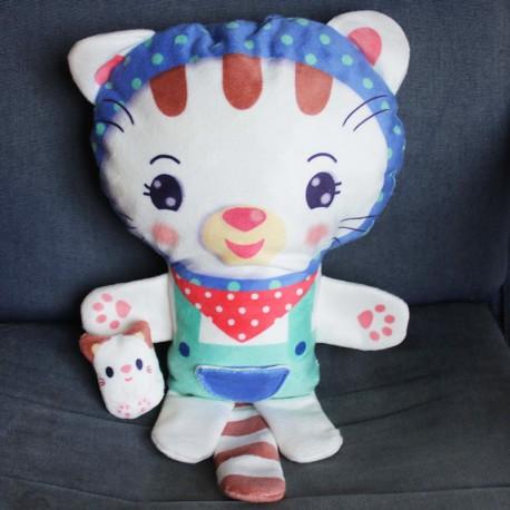 Kit Couture Enfant - Chat à Coudre