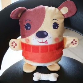 Sewing Kit for Kid - Sew-It-Yourself Dog