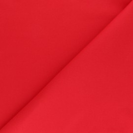 Twill Cotton Fabric - red x 10cm