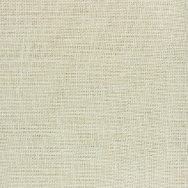 Lurex Burlap fabric - natural x 10cm