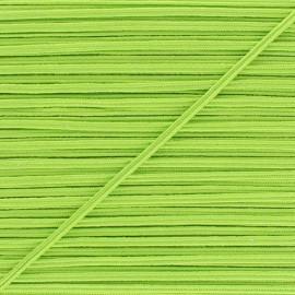 Soutache Alba - Vert pomme x 1m