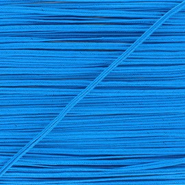 Braid ribbon Alba - Blue x 1m