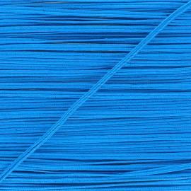 Soutache Alba - Bleu x 1m