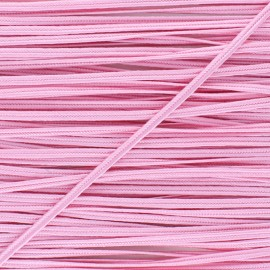 Braid ribbon Alba - Pink blue x 1m