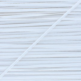 Soutache Alba - Blanc x 1m