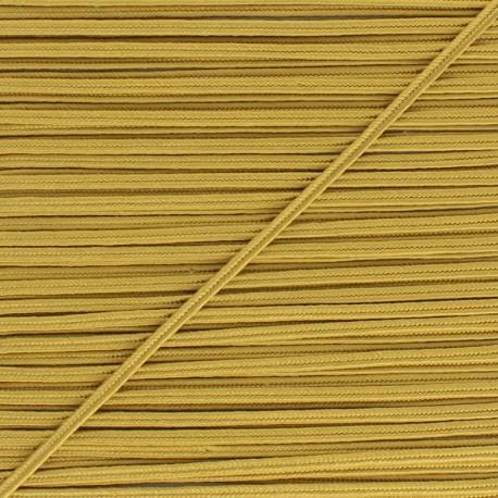 Braid ribbon Alba - Ochre x 1m