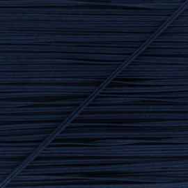 Soutache Alba - bleu marine x 1m