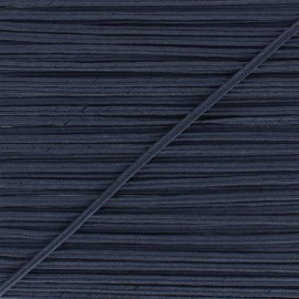 Braid ribbon Alba - anthracite x 1m