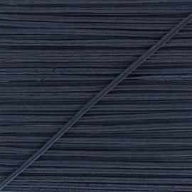 Soutache Alba - anthracite x 1m