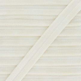 17 mm Lingerie Elastic Bias - Raw Adrienne x 1m
