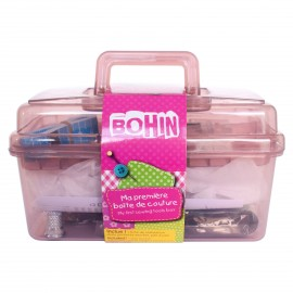 My first sewing tools box - Bohin