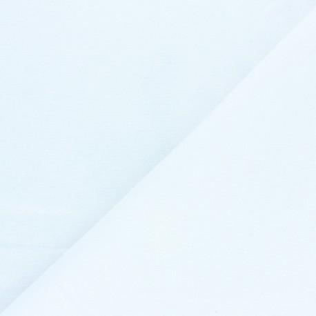 Percale hot-melt fabric – white x 10cm
