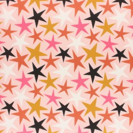 Cotton Dashwood Studio fabric Under the Stars - Star x 10cm