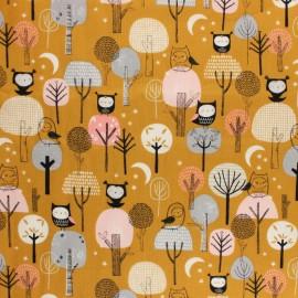 Tissu coton Dashwood Studio Under the Stars - forest adventure x 10cm