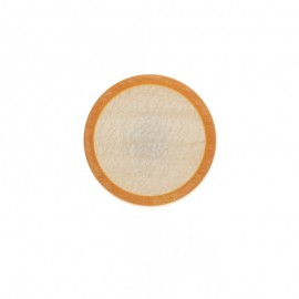 23 mm Polyester Button - Pearl Grey Martine