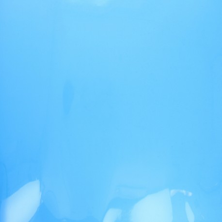 Cristal transparent 60/100 - Orange x 10cm
