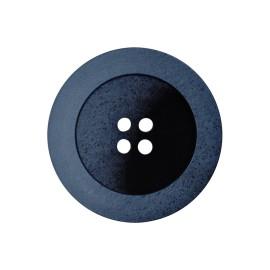 Bouton Polyester Candice - Bleu