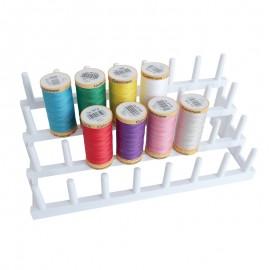 32 spool thread stand