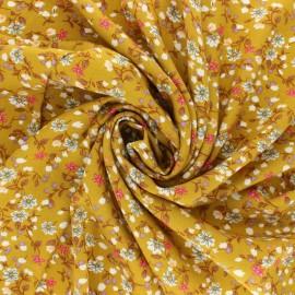 viscose Fabric - Lilac Eglantine x 10cm