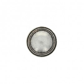 Bouton métal Winston - vintage