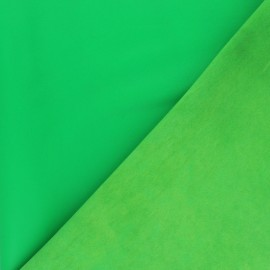 Lambskin Genuine Leather - Chlorophyll Green