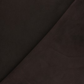 Soft Lambskin Genuine Leather - Chocolate