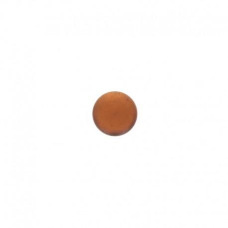 Bouton métal Piselli 12 mm - bronze