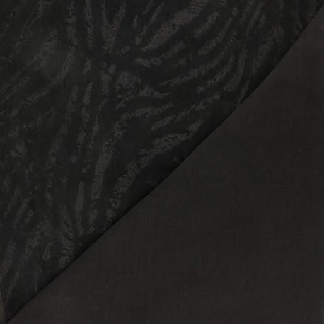 Peau Cuir Stretch Magisco Lince - Noir