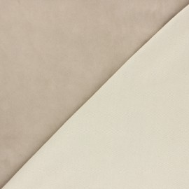 Genuine Stretch Leather - Grege Velvet Magisco
