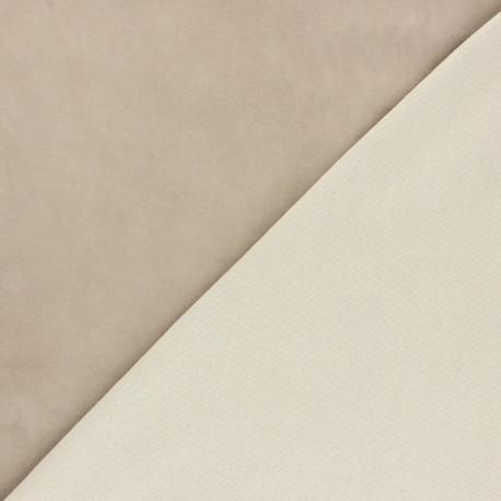 Stretch Lambskin Leather - Grege Velvet Magisco