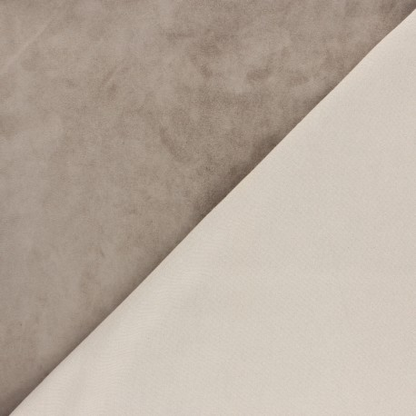 Stretch Lambskin Leather - Grey Velvet Magisco
