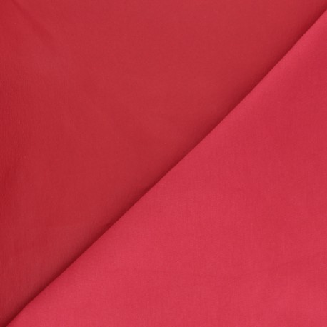 Stretch Lambskin Leather - Red Magisco