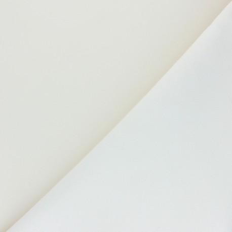 Lambskin Genuine Leather - Cream