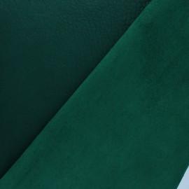 Peau d'Agneau Cuir Véritable Sauvage - Vert