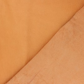 Lambskin Genuine Leather - Jaipur orange Sauvage