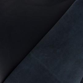 Peau d'Agneau Cuir Véritable Jack - Noir