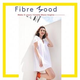 Patron Robe Fibre Mood - Rosalie