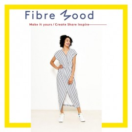 Dress Sewing Pattern - Fibre Mood Vienna